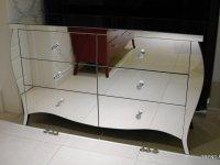 komoda z lustrami