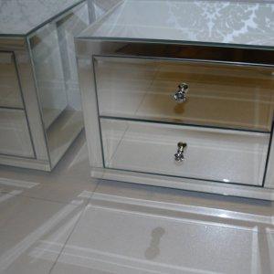 komplet szafek lustrzanych