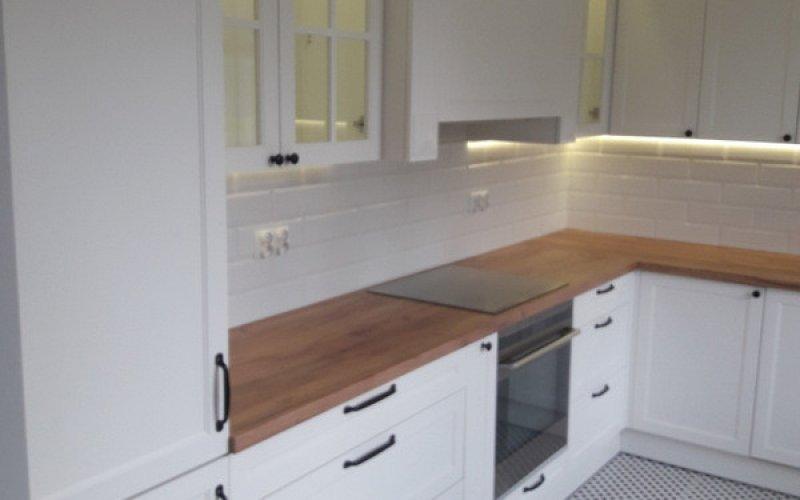 kuchnia biała